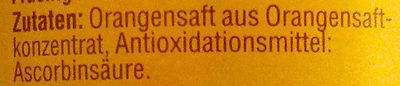 Orangen soft - Ingrediënten - de