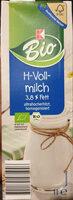Vollmilch / Lait écrémé 3.8% - Product