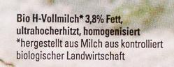 H-Vollmilch - Ingredients