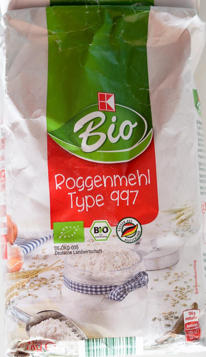 Roggenmehl Type 997 - Produit - de