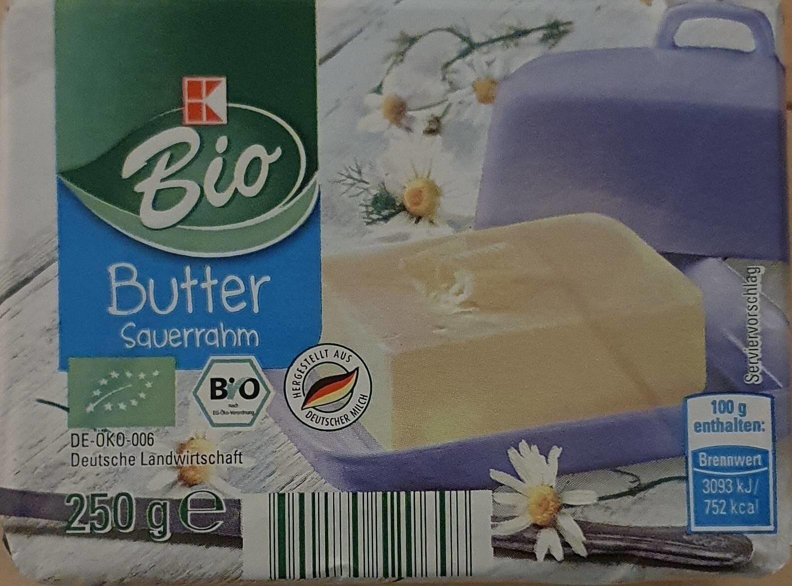 Butter Sauerrahm - Produkt - de