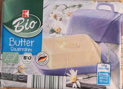 Butter Sauerrahm - Nährwertangaben - de