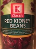 Classic - Red kidney beans - Product