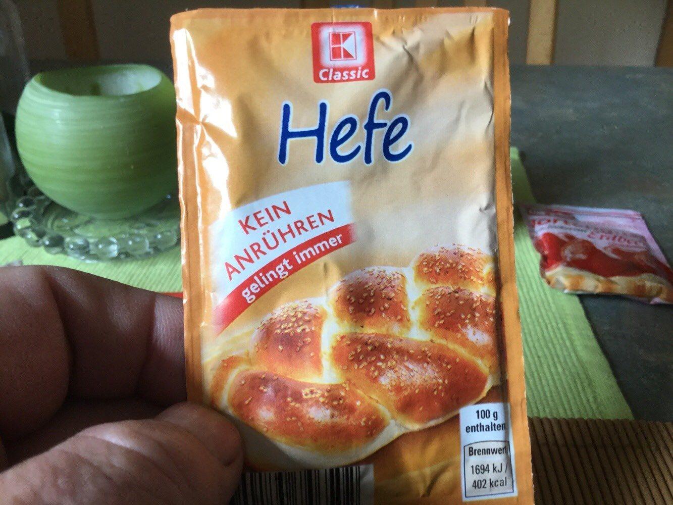 Hefe - Product
