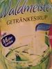 Waldmeister Getränkesirup - Produit