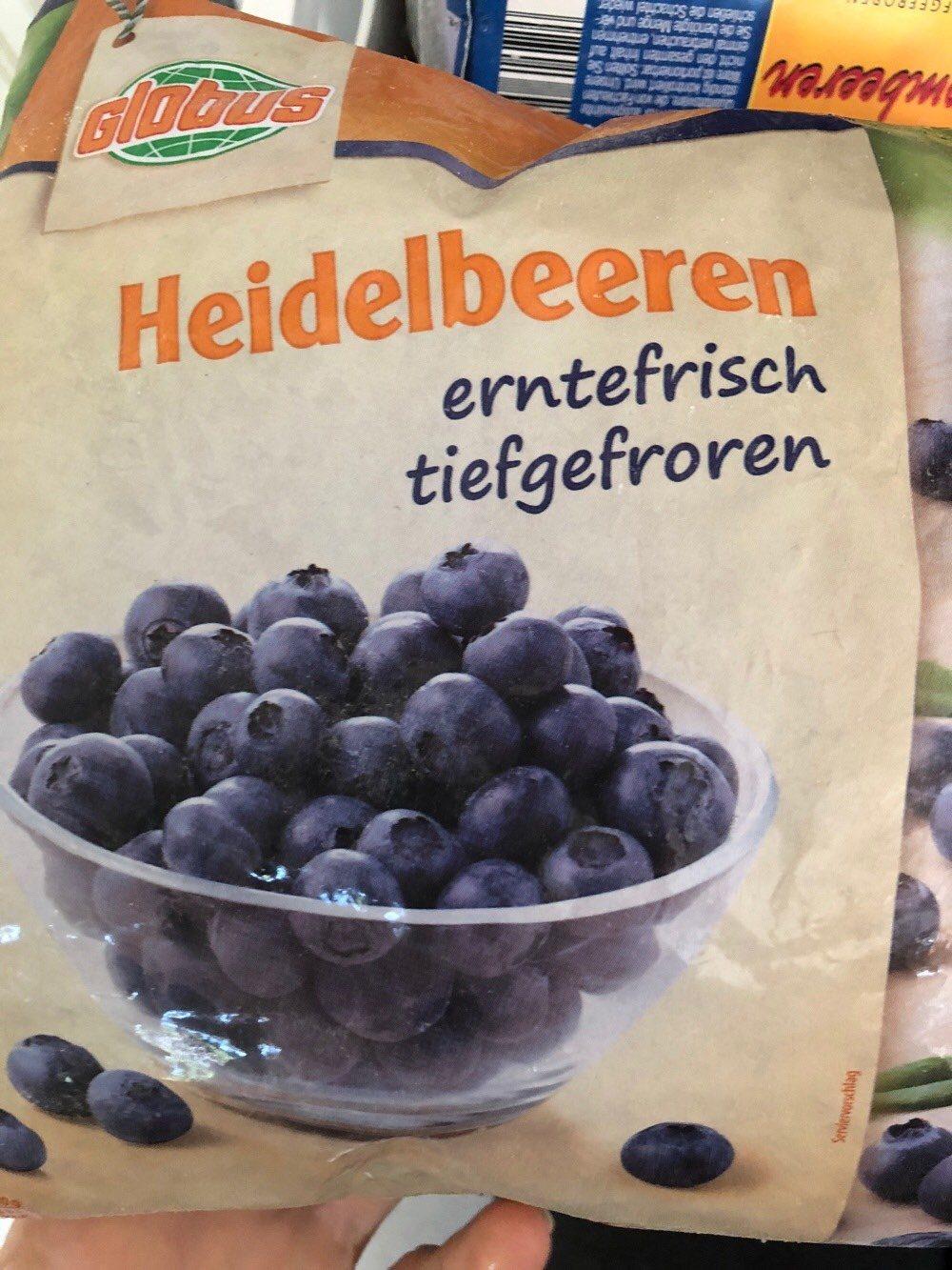 Heidelbeeren - Product