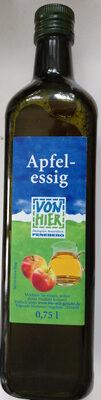 Apfel Essig - Produit - de