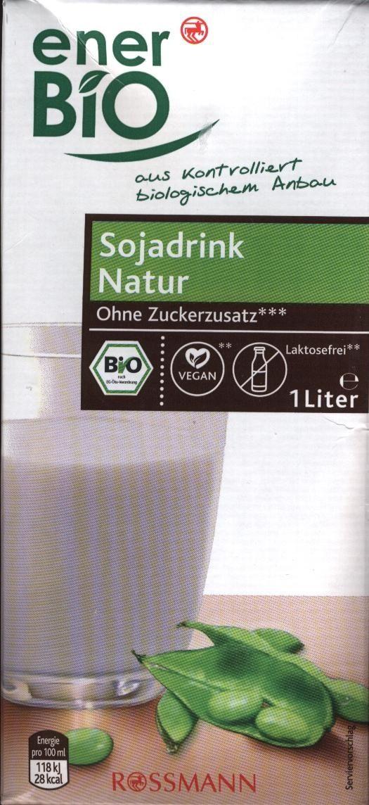Sojadrink Natur - Product