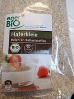 Bio Haferkleie - Produkt