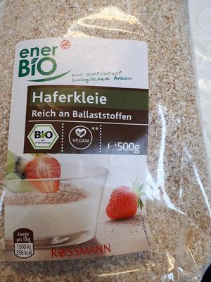 Bio Haferkleie - Product - de