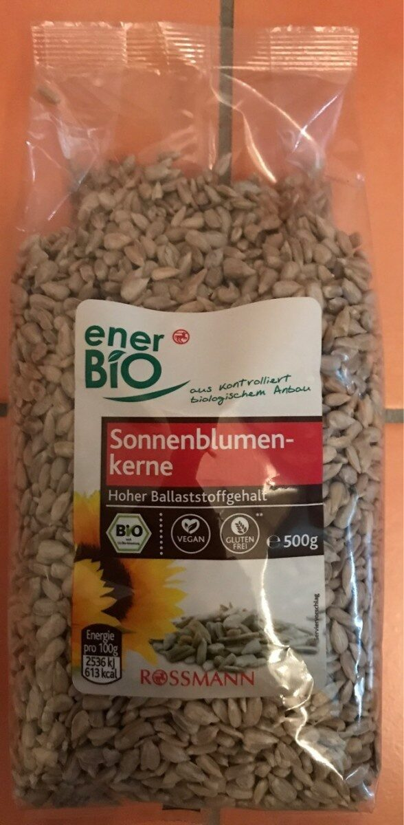 Sonnenblumenkerne - Product - de