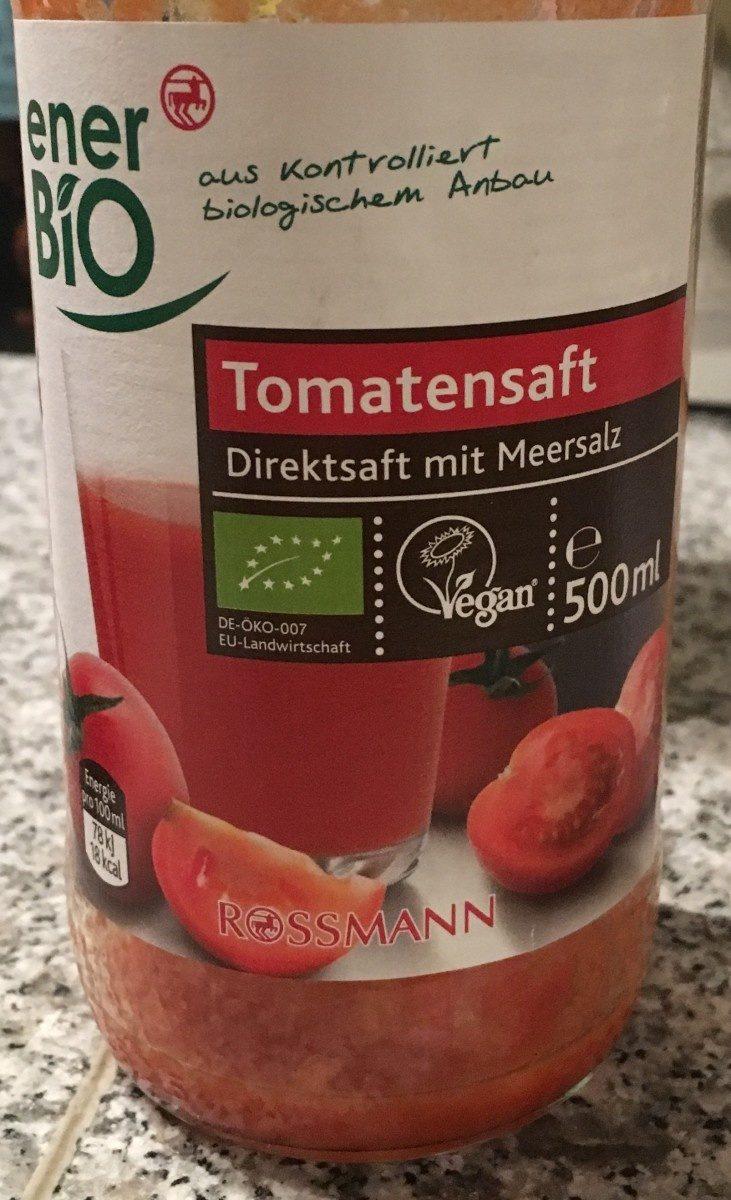 Tomatensaft - Produit