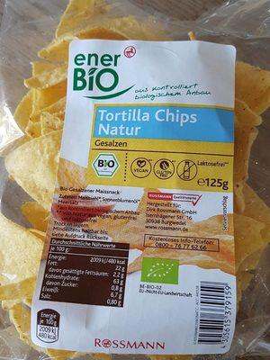 Tortilla chips Natur - Produit