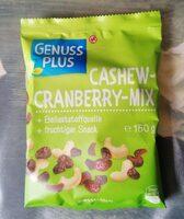 Cashew-Cranberry-Mix - Produkt - de