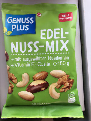 Edel-Nuss-Mix - Product - de