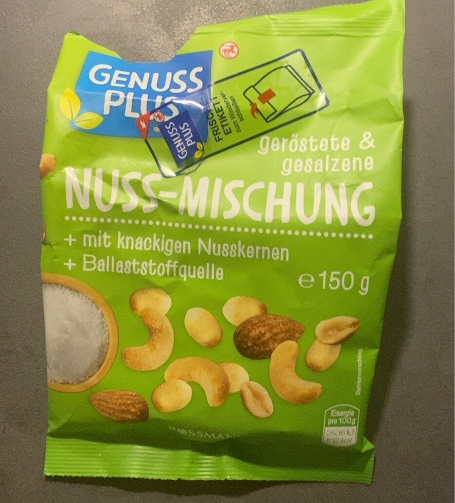 Nuss mischung - Produkt - de