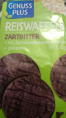 Reiswaffeln Zartbitter - Product - de