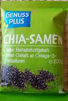 Chia-Samen - Product
