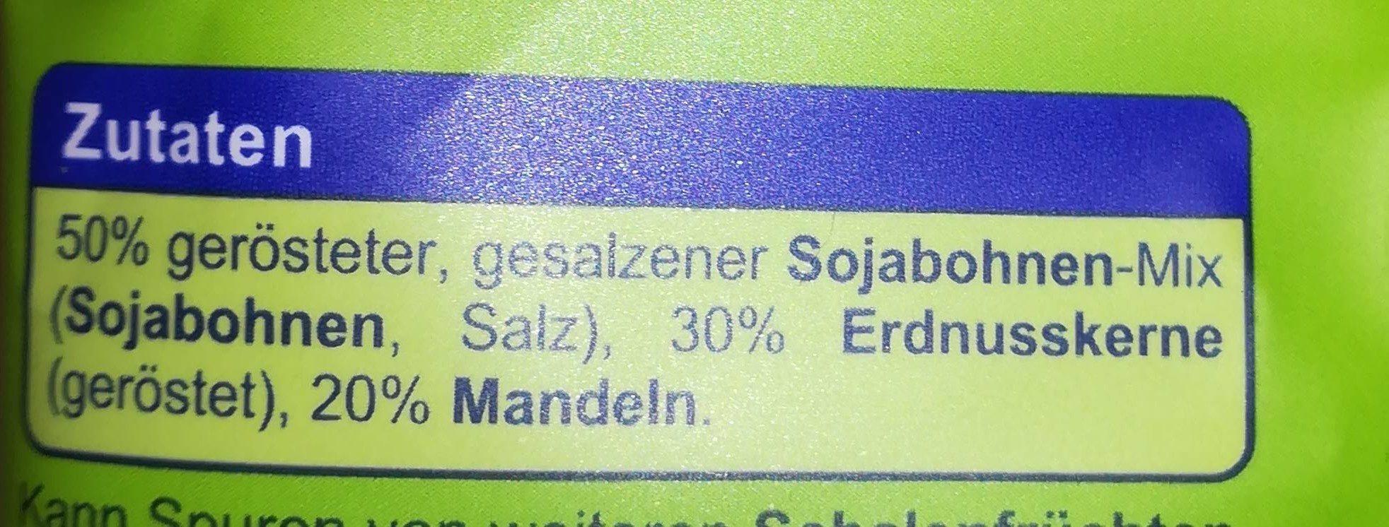 Protein mix - Ingrédients - fr