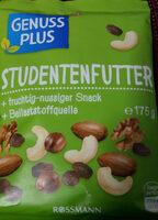 Studentenfutter - Produkt - de