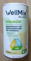 WellMix Balance Vitalkost - Produkt - de