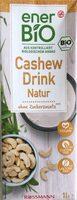 Cashew Drink Natur - Prodotto - de