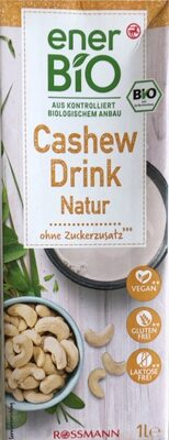 Cashew Drink Natur - Prodotto