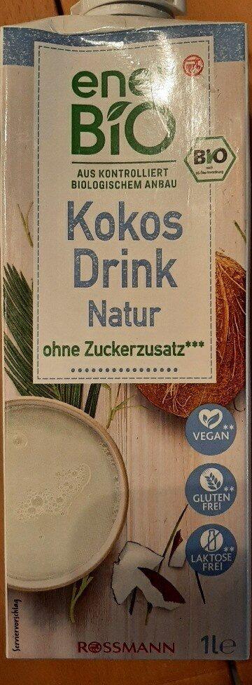 Kokosdrink Natur - Produkt - de