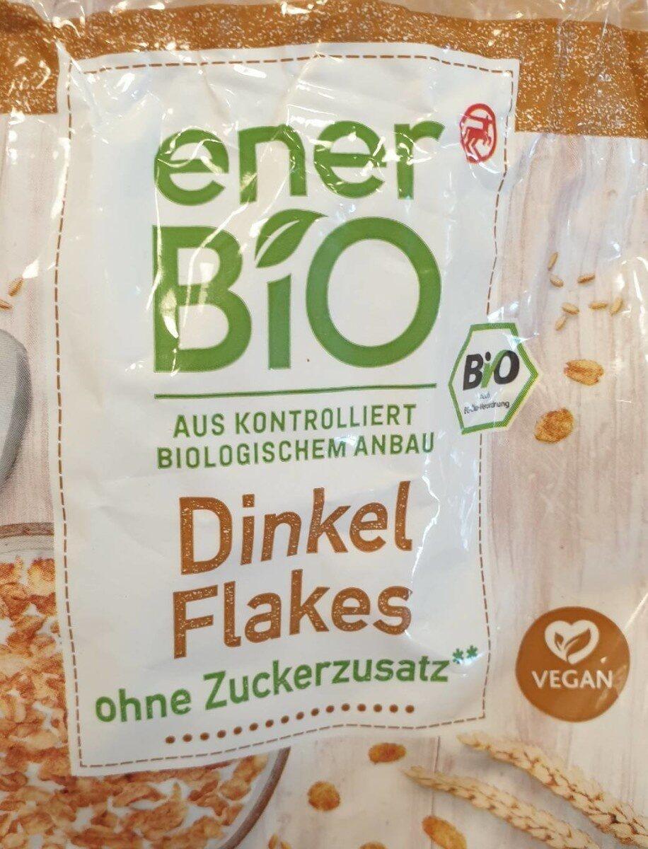 Dinkel Flakes - Prodotto - en