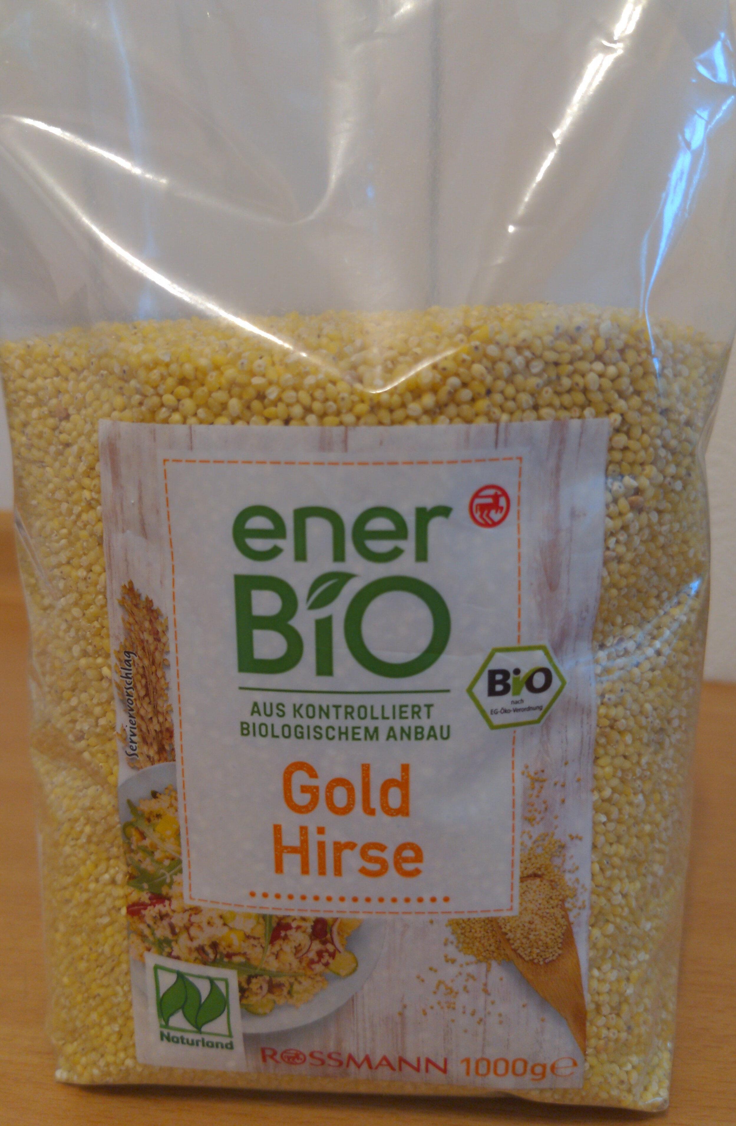 Gold Hirse - Produkt - de