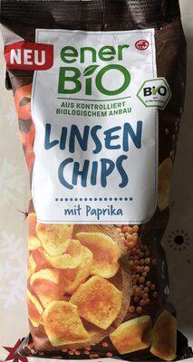 Linsen Chips mit Paprika - Product
