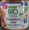Fernöstliche Linse Protein-Aufstrich - Product