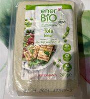 Ener Bio Tofu Natur - Produkt - de