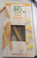 Käse Stangen mit Gouda - Produkt - de