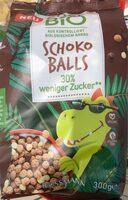 Schoko balls - Produkt - de