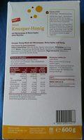 Müsli Knusper-Honig - Product - de