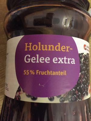 Holunder-Gelee extra - Product - de