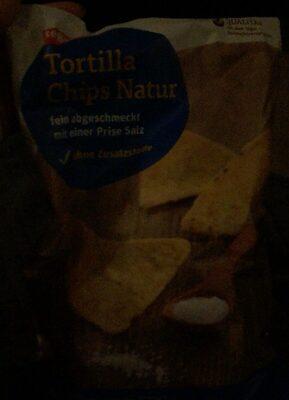 Tortillia Chips Natur - Produkt - de