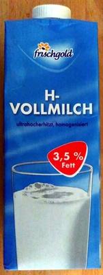 H-Vollmilch