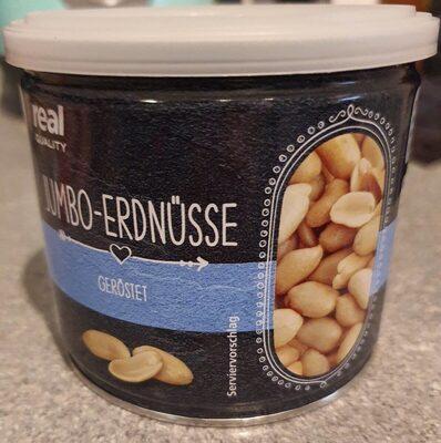 Jumbo Erdnüsse - Prodotto - de