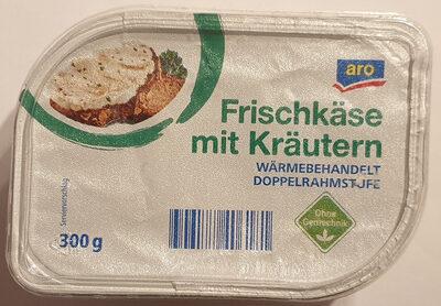 Frischkäse mit Kräutern - Produkt - de
