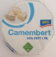 Camembert 30% Fett i.Tr. - Produit - de