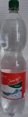 Mineralwaser Medium - Product - de