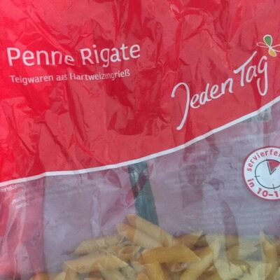 Penne Rigate - Produkt - en