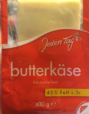 Butterkäse - Produkt