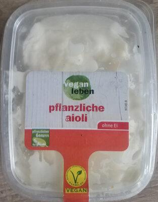 pflanzliche aioli - Product - en