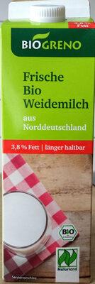Frische Bio Weidenmilch - Produkt - de