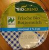 Frische Bio Buttermilch - Product