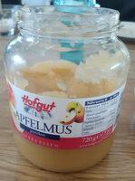 Hofgut Apfelmus - Produit