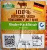 Rinder-Hackfleisch - Product